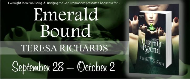 Emerald Bound Tour Banner