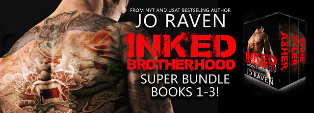 Cover Reveal Inked Brotherhood Bundle By Jo Raven Authorjoraven