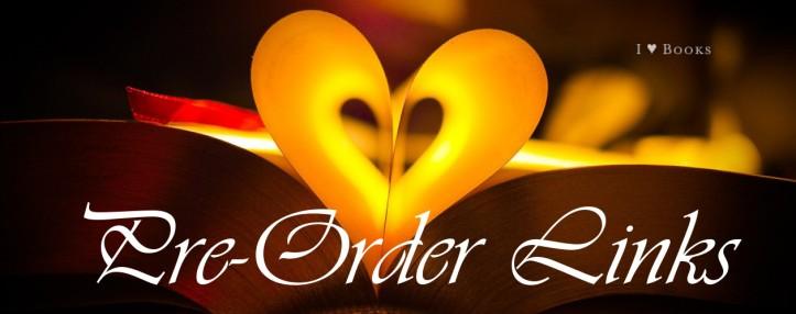 Pre Order Links