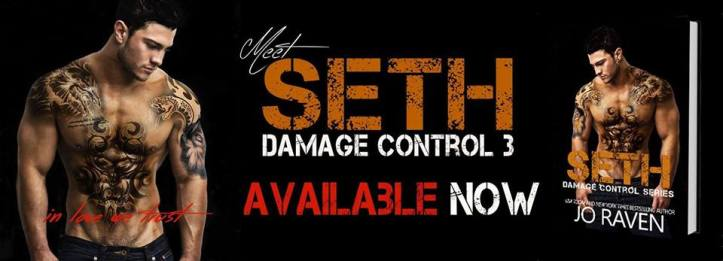 New Release Review Excerpt Seth Damage Control 3 By Jo Raven