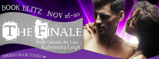 Blitz, interview & #giveaway – The Finale by KaSonndra Leigh @kasonndraleigh @xpressoreads @xpressotours