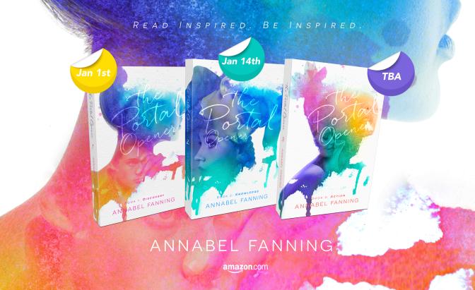 Author Spotlight – Annabel Fanning @annabelfanning