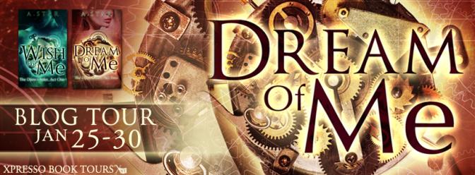 Review – Dream of Me by A Star @DianthaJones @xpressoreads @xpressotours