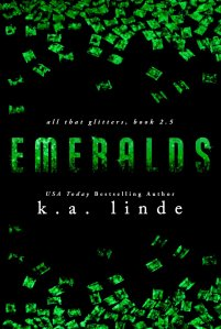 2.5 Emeralds Ebook Cover