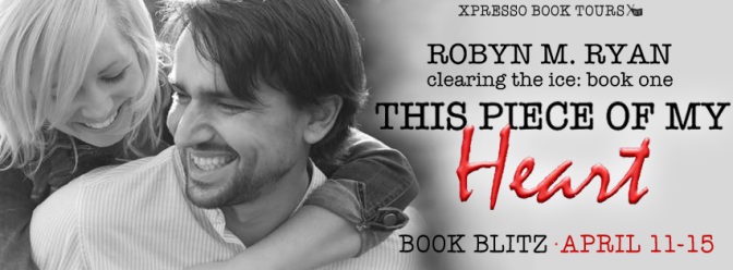 Blitz & #giveaway – This Piece of My Heart by Robyn M Ryan @RobynMRyan @xpressotours
