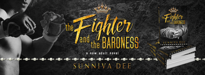 Review & #giveaway – The Fighter & The Baroness by Sunniva Dee @sunnivad @xpressotours