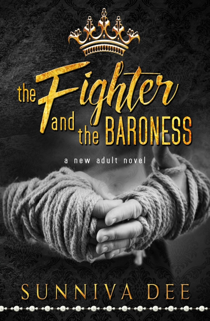Cover Reveal & #giveaway – The Fighter and the Baroness by Sunniva Dee @sunnivad @xpressotours