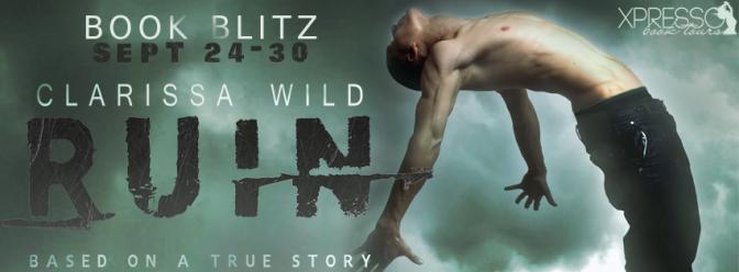 Blitz & #giveaway – Ruin by Clarissa Wild @wildclarissa @xpressotours @xpressoreads