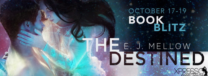 New Release & #giveaway – The Destined by E J Mellow @ej_mellow @xpressotours