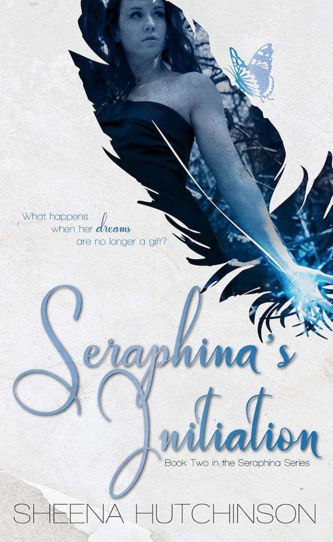 Cover Reveal – Seraphina's Initiation by Sheena Hutchinson @Sheena_Hutch @xpressotours