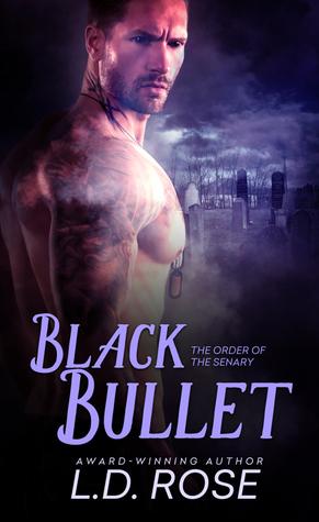 Review – Black Bullet by L D Rose @ld_rose