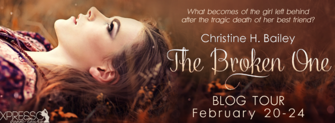 Review & #giveaway – The Broken One by Christine H Bailey @cibailey44 @xpressotours