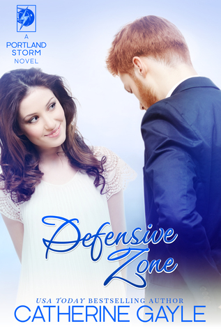 New Release & review – Defensive Zone (Portland Storm #10) by Catherine Gayle @catherine_gayle