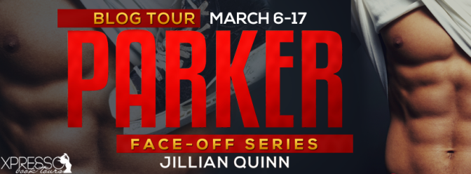 Review & #giveaway – Parker by Jillian Quinn @jquinnbooks @xpressotours