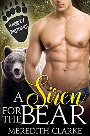 Review – Siren for the Bear by Meredith Clarke & Pia Milan @tgayerauthor