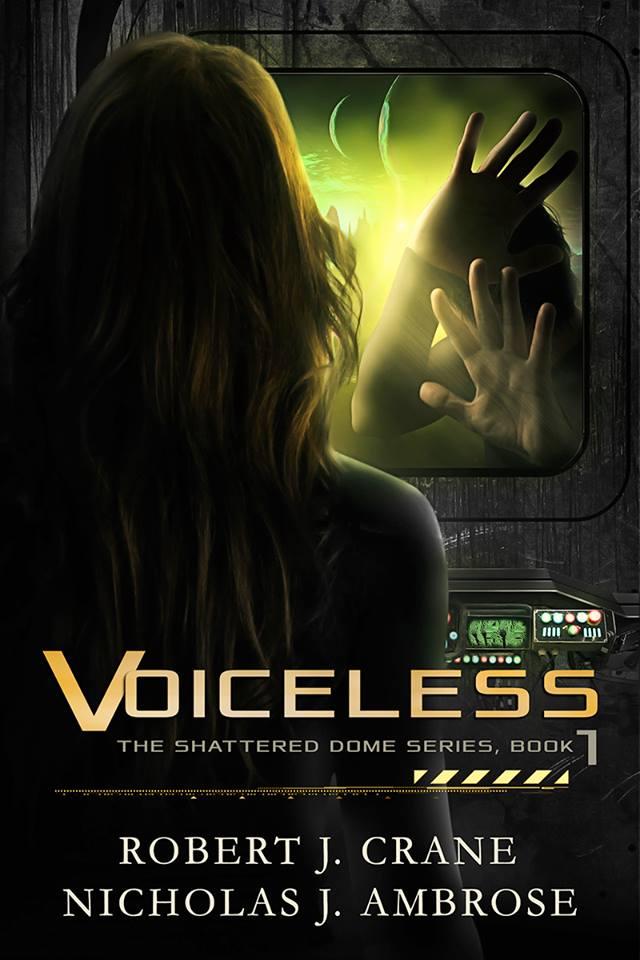 New Release & Review – Voiceless by Robert J Crane & Nicholas J Ambrose @robertjcrane @hive_NJAmbrose