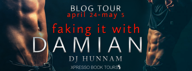 Review & #giveaway – Faking It with Damian by DJ Hunnam @DJHunnamAuthor @xpressotours