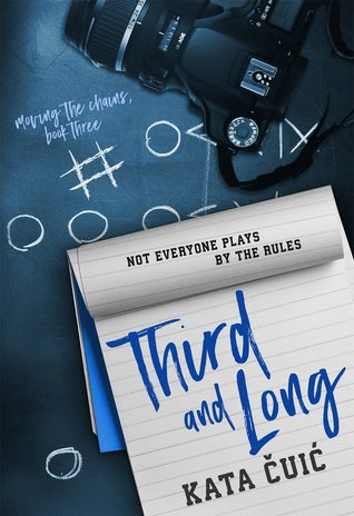 Review – Third & Long by Kata Cuic @authorkatacuic