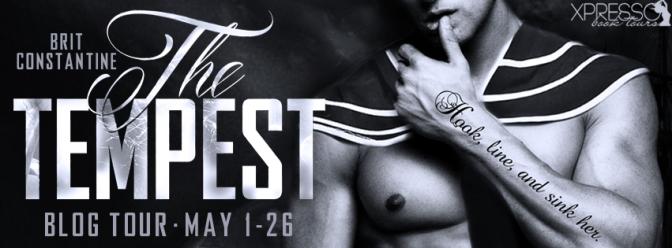 Review & #giveaway – The Tempest by Brit Constantine @constantinebrit @xpressotours