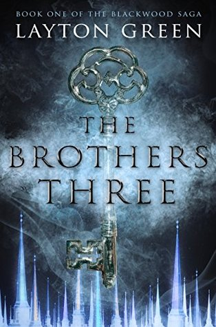 Review – Brothers Three by Layton Green