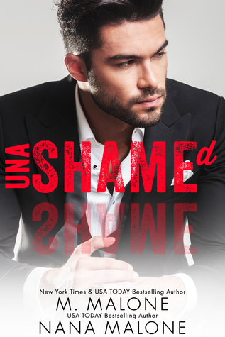 New Release & Review – Unashamed by M & N Malone @minxmalone @nanamalone