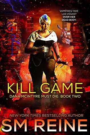 New Release & Review – Kill Game : An Urban Fantasy Thriller by SM Reine @smreine