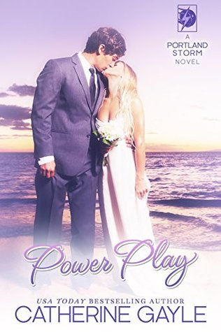 New Release & review – Power Play (Portland Storm #11) by Catherine Gayle @catherine_gayle