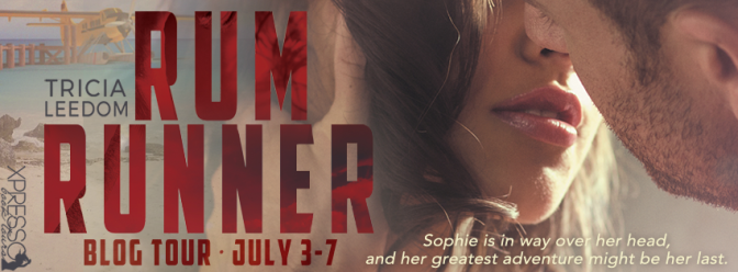 Review & #giveaway – Rum Runner by Tricia Leedom @tricialeedom @xpressotours