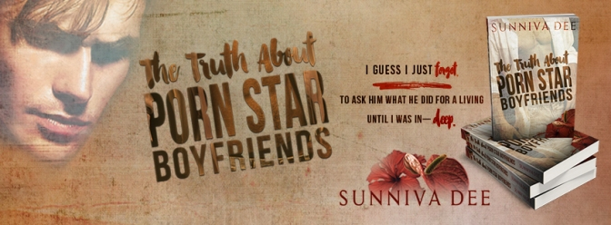 Cover Reveal & #giveaway – The Truth About Porn Star Boyfriends by Sunniva Dee @sunnivad @xpressotours