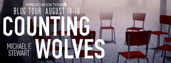Review & #giveaway – Counting Wolves by Michael F. Stewart @MichaelFStewart @xpressotours
