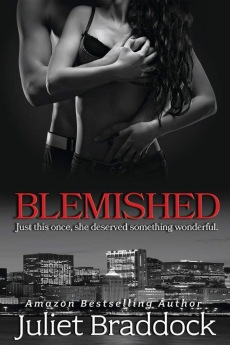 blemished cover