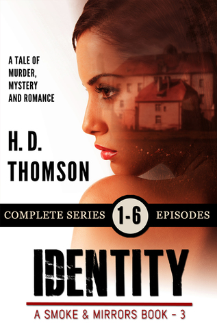 New Release & Review – Identity by H D Thomson @hd_thomson