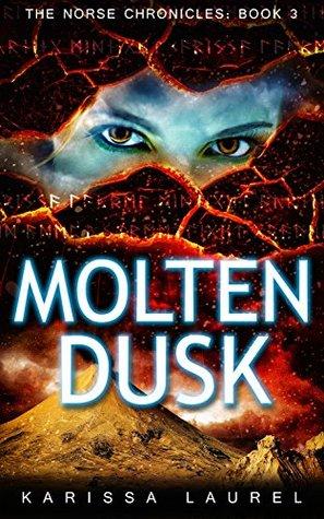 Review – Molten Dusk by Karissa Laurel @KarissaLaurel
