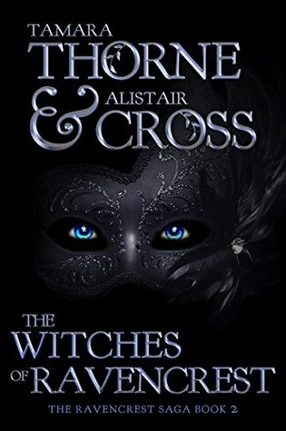 Review – The Witches of Ravencrest @tamarathorne @crossalistair