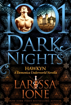 HAWKYN_Larissa Ione_cover
