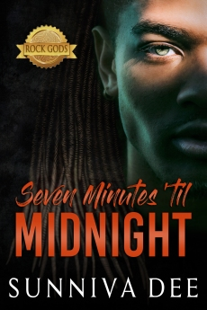 SEVEN MINUTES TIL MIDNIGHT COVER